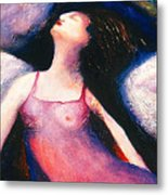 Saint Marcela Metal Print
