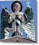Saint Michael The Archangel Lucca Tuscany Metal Print
