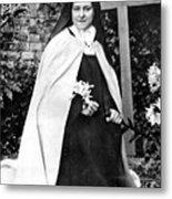 Saint Therese De Lisieux Metal Print