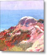 San Clemente Overlook Metal Print
