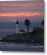 San Diego Lighthouse Metal Print