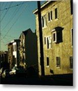 San Fran Views Metal Print