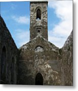 Sanctuary Fuerty Church Roscommon Ireland Metal Print