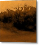 Sandstorm On Arrakis Metal Print