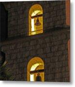 Santa Barbara Mission Bell Tower Metal Print