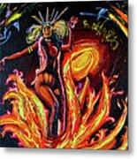 Satanico Pandemonium Metal Print