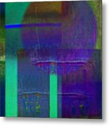 Saturn Berry Metal Print
