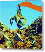Scrap Metal Print