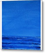 Seascape-0 Metal Print