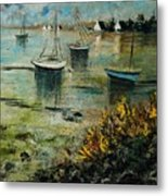 Seascape 78 Metal Print
