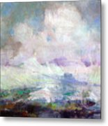Seascape-untitled Metal Print