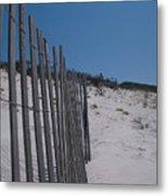 Seaside 01 Metal Print