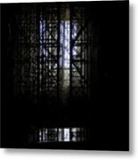 Secret Way Metal Print