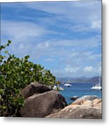 Serenity Abounds Metal Print