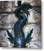 Serpent Fountain Metal Print by Doug Sturgess