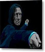Severus Metal Print by Lisa Leeman