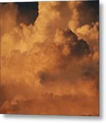 Shades Of Color Metal Print