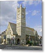Shanklin United Reformed Church Metal Print