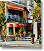 Sicily - Spring Morning Metal Print