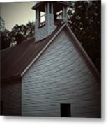 Silent Faith Metal Print