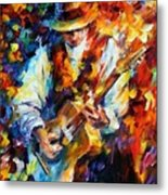 Sing My Guitar Metal Print
