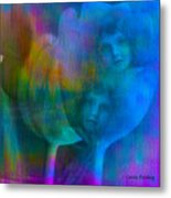 Sisters Metal Print by Carola Ann-Margret Forsberg