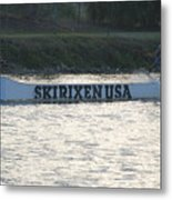 Skirixen Usa Metal Print