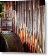 Smokies Mill Metal Print by Andrew Soundarajan