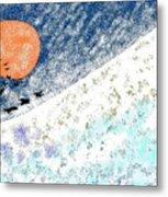 Snowbirds Metal Print