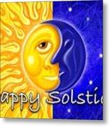 Solstice Metal Print