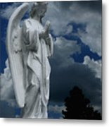 Somewhere Between Heaven And Earth Metal Print