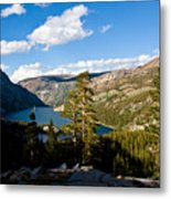 South Lake From Above Metal Print