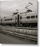 South Shore Line Metal Print