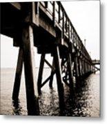 Southport Pier  Metal Print