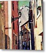 Spanish Town Metal Print