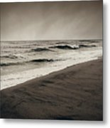 Spending My Days Escaping Memories Metal Print