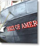 Spirit Of America Metal Print
