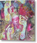 Spiritual Awakening Metal Print by Vijay Sharon Govender