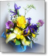Spring Bouquet Metal Print by Sandy Keeton