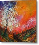 Spring Today Metal Print