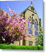 St Marys Church Metal Print