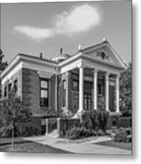 St. Olaf College Steensland Hall Metal Print