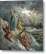 St. Paul: Shipwreck Metal Print