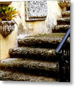 Stairs To Life Metal Print