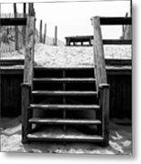 Stairway To Lbi Heaven Metal Print