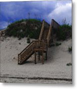 Stairway To Reality Metal Print