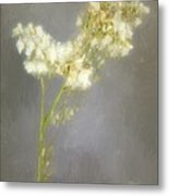 Stalk Of Pearls Metal Print