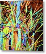 Stick Of Color Metal Print