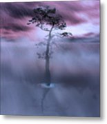 Stick Together The Storm Will Pass Metal Print
