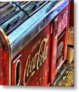 Still The Real Thing Metal Print by Joetta West